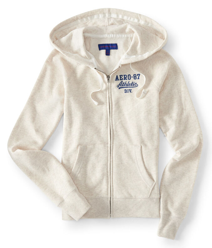 Aero-87 Athletic Full-Zip Hoodie