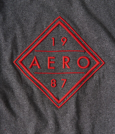 Aero 1987 Diamond Graphic Tee