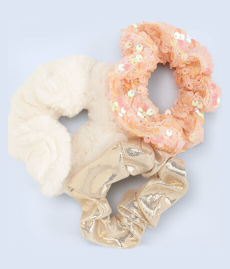 Multi Scrunchie 3-Pack