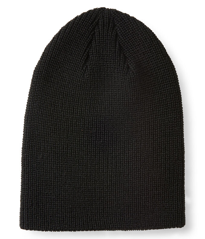 Solid Slouch Beanie