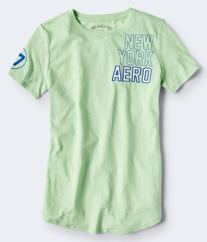 New York Aero Relaxed Graphic Tee