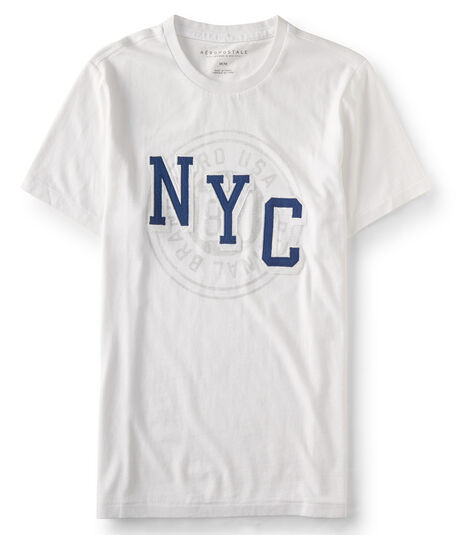 NYC Original Brand Logo Graphic Tee