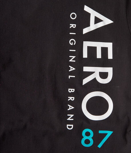 Vertical Aero 87 Graphic Tee