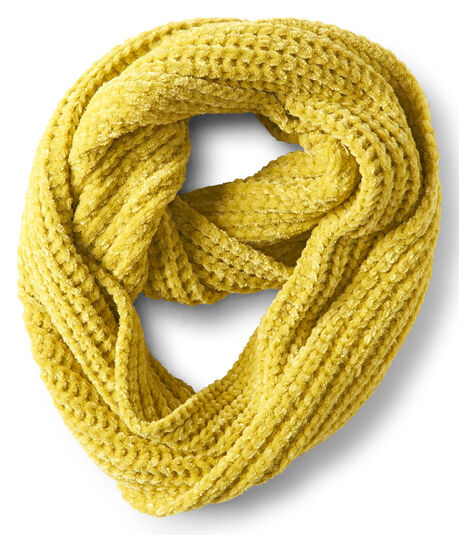 Chenille Infinity Scarf