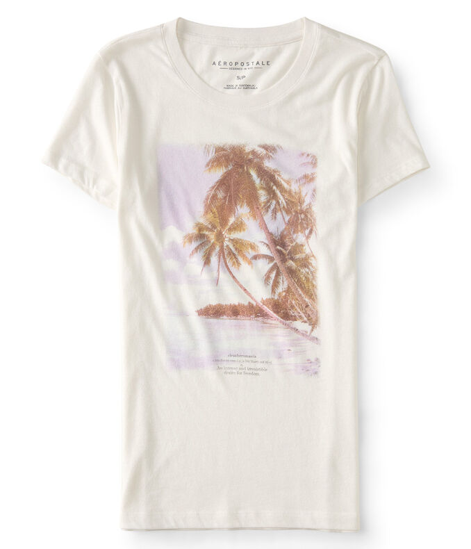 Palm Beach Graphic Tee