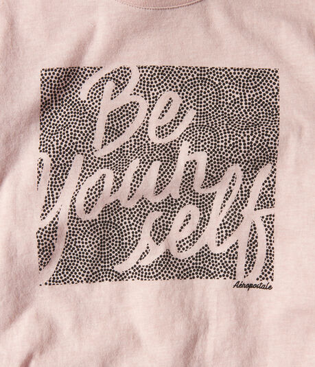 Be Yourself Graphic Tee