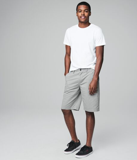 Longboard Stretch Flat-Front Shorts