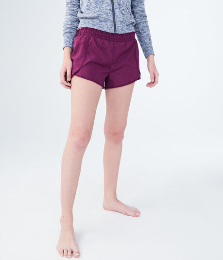 LLD Solid Running Shorts