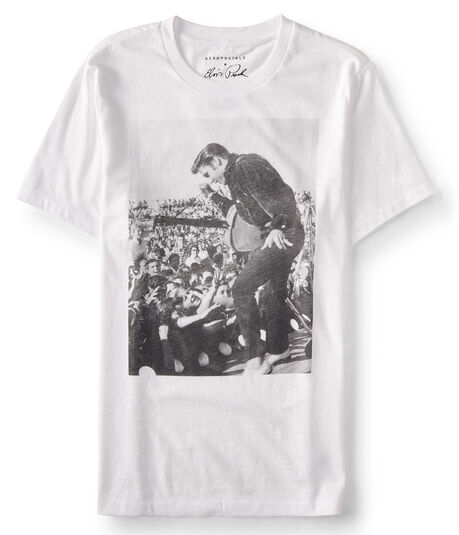 Elvis Concert Graphic T