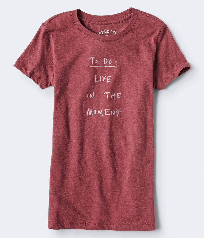 To Do List Graphic Tee
