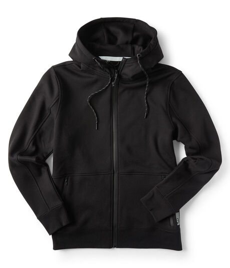 Athletic Warm-Up Full-Zip Hoodie