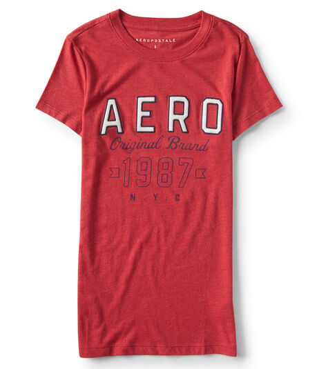 Aero Original Brand Graphic Tee