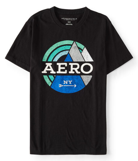 Aero Mountain Graphic Tee