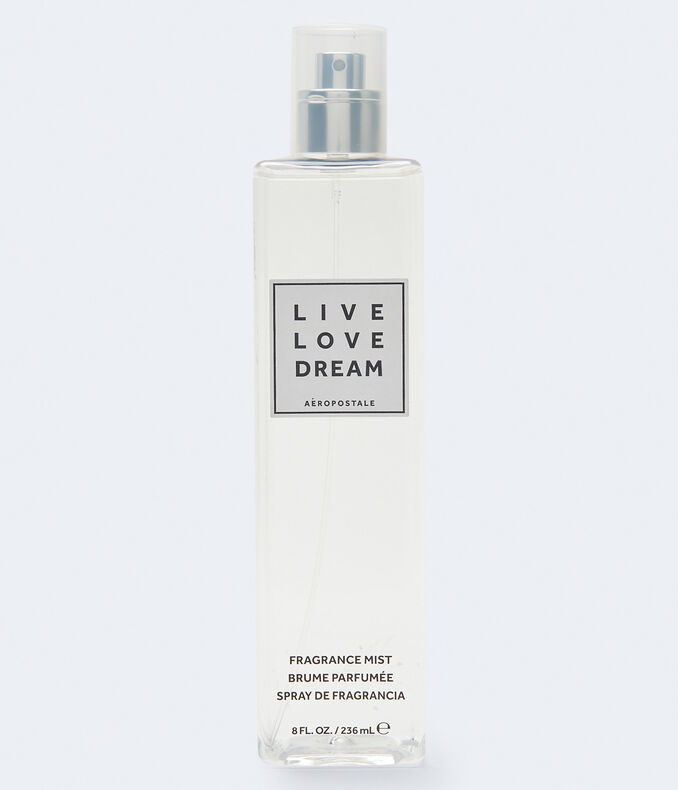 Live Love Dream Fragrance Mist