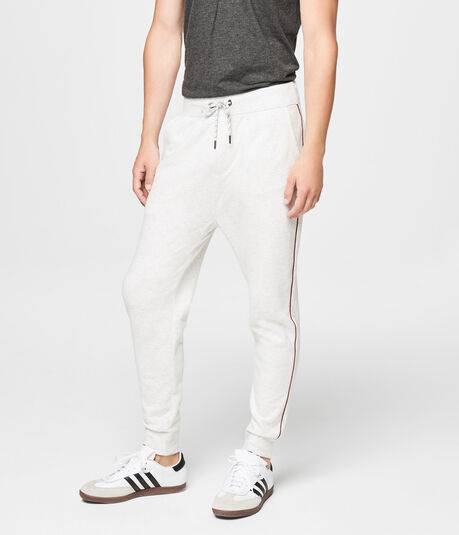 Heathered Jogger Sweatpants