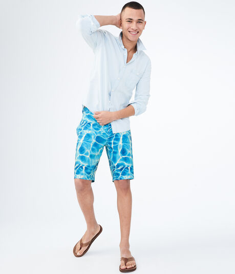 Poolwater Stretch Boardshorts