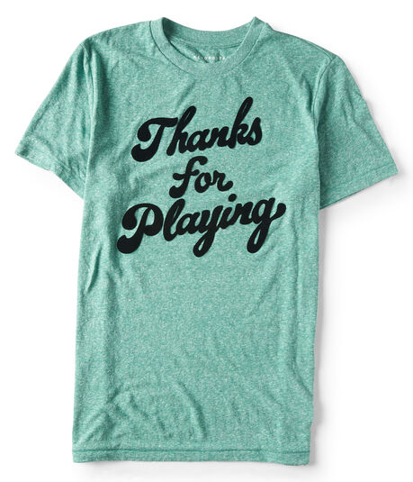 Thanks For Playing Graphic Tee