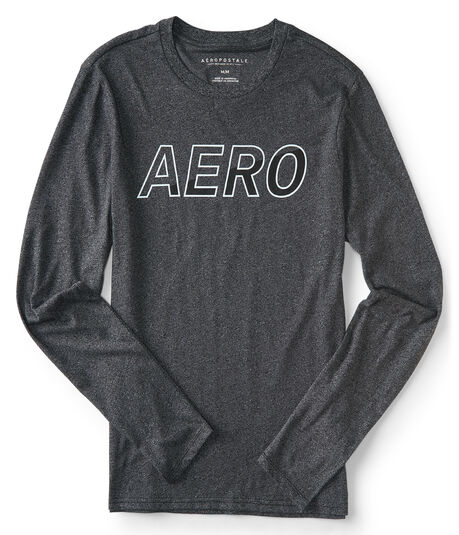 Long Sleeve Aero Graphic Tee