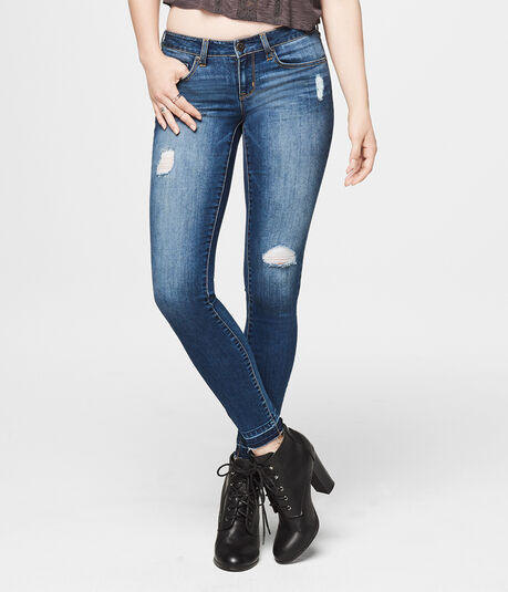 Seriously Stretchy Low-Rise Jegging