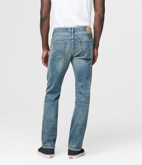 Straight Light Wash Reflex Jean