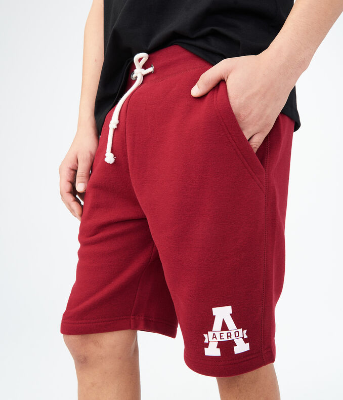 "Aero ""A"" Fleece Shorts"