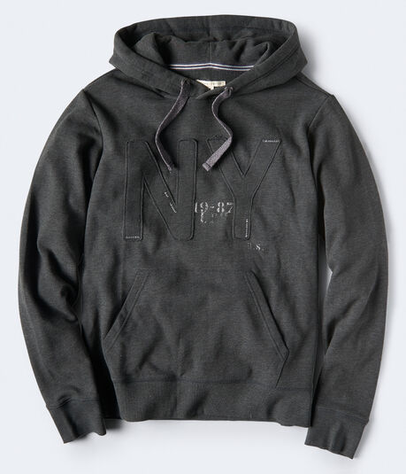 NY 19-87 Lounge Pullover Hoodie