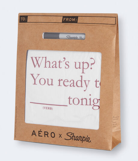 You Ready Aero X Sharpie® Best Tee