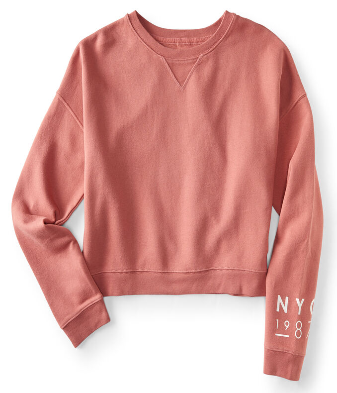 NYC 1987 Crew Sweatshirt