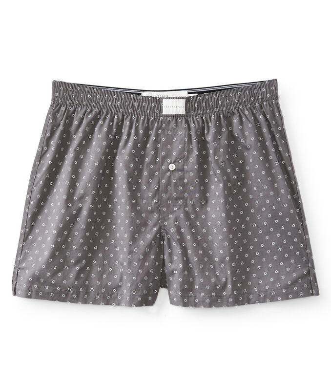 Geo Dot Woven Boxers