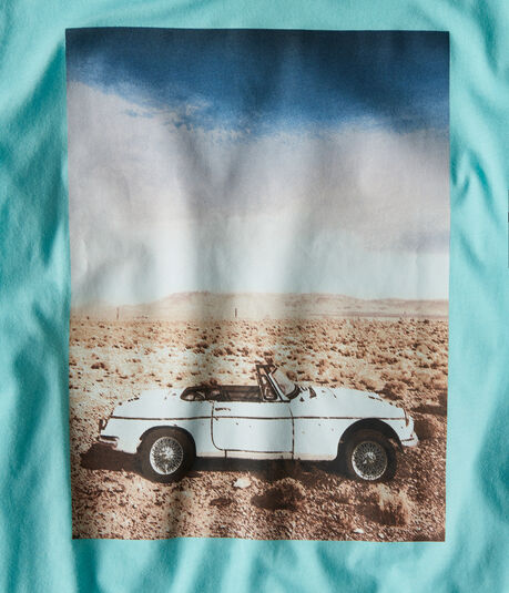 Desert Car Graphic Tee
