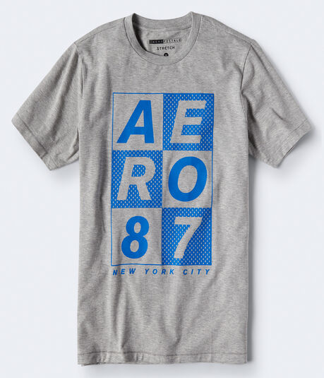 Boxed Aero 87 Stretch Graphic Tee