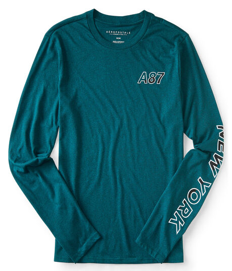 Long Sleeve A87 Graphic Tee
