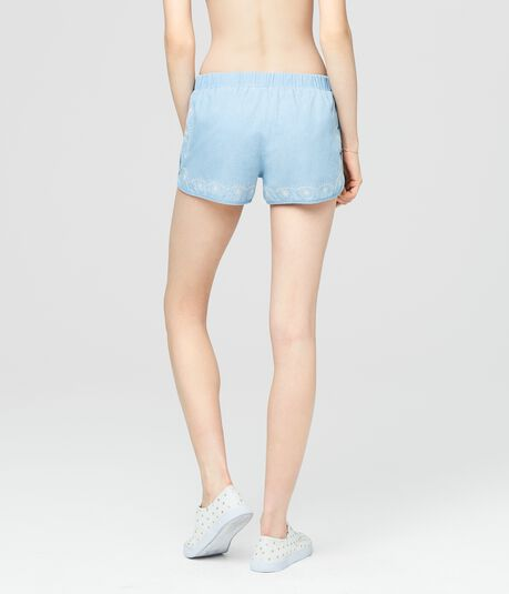 Cape Juby Chambray Soft Shorts
