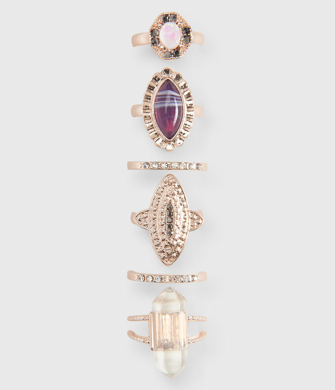 Crystal Ring 6-Pack