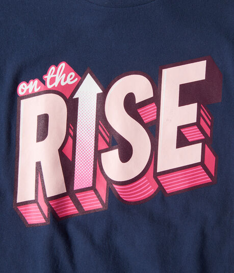 On The Rise Graphic Tee