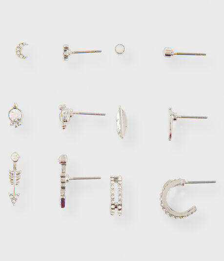 Arrow Stud Earring 6-Pack
