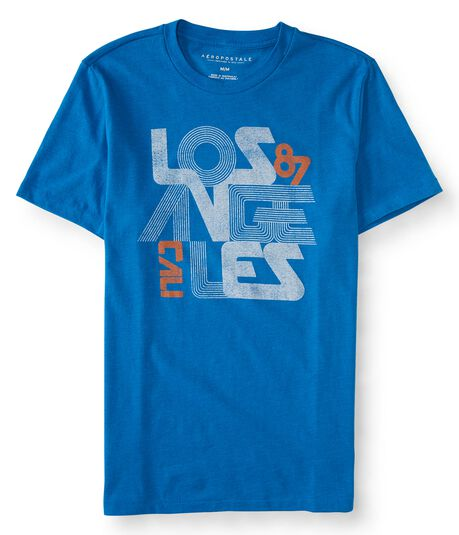 Los Angeles Cali 87 Graphic Tee
