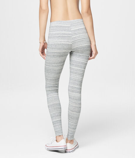 Heathered Leggings