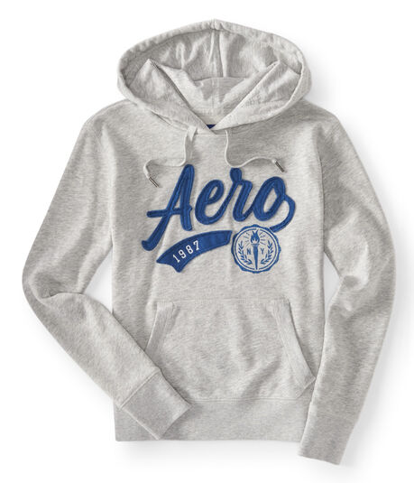 Aero NY Torch Pullover Hoodie