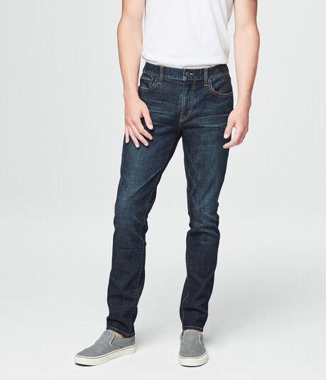 Slim Taper Dark Wash Reflex Jean