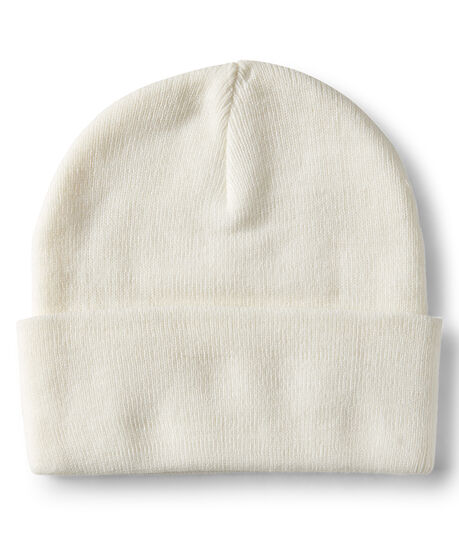 Final Sale -Solid Turnback Beanie