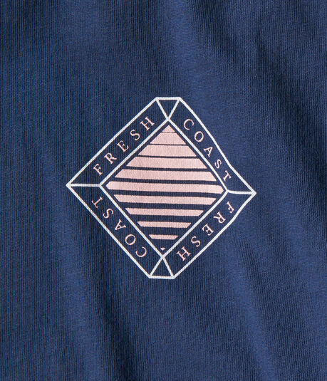 Long Sleeve Fresh Coast Graphic Tee