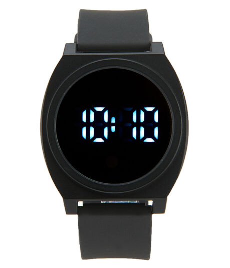 Rubber LED Watch