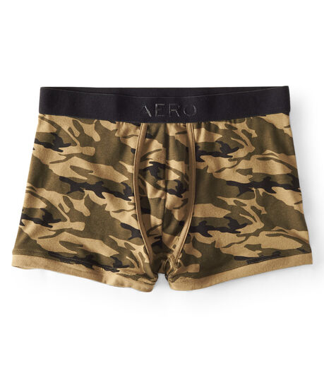Camo Reflex Knit Trunks