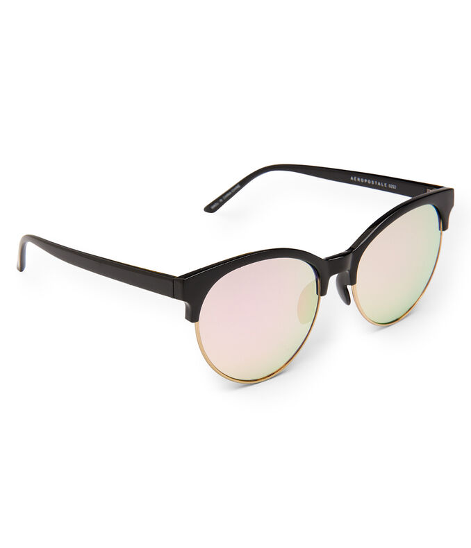 Mirrored Catmax Sunglasses