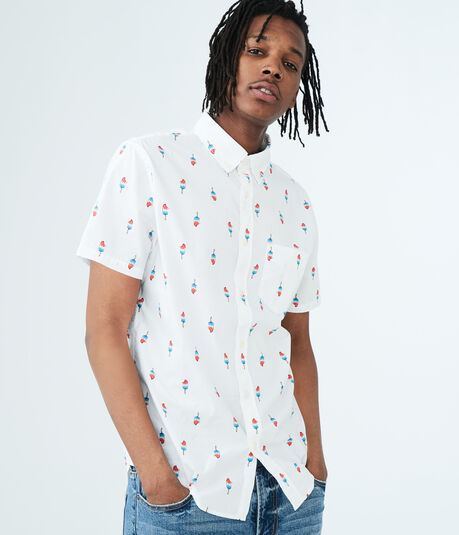 Popsicles Woven Shirt