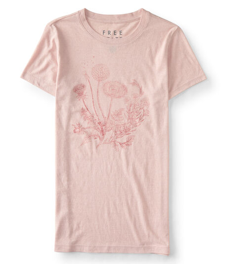 Free State Floral Bouquet Graphic Tee