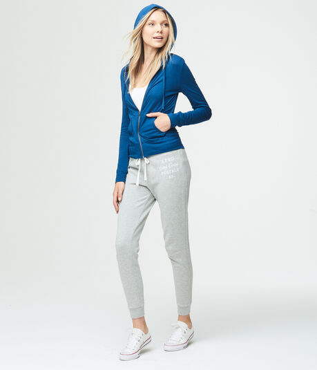 Final Sale - Aeropostale East Coast Jogger Sweatpants