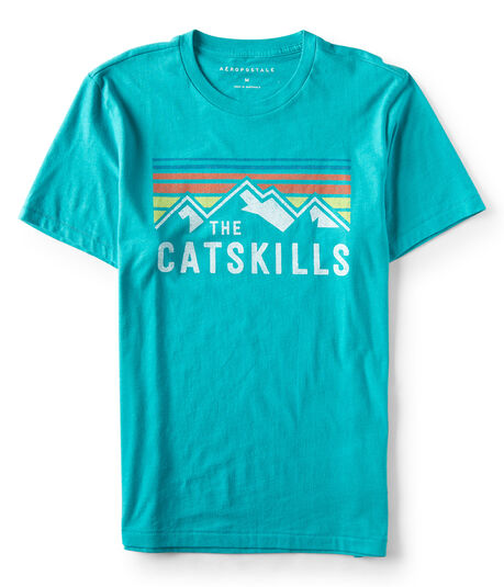 The Catskills Graphic Tee