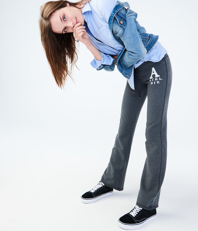 Athletic Division Fit & Flare Sweatpants